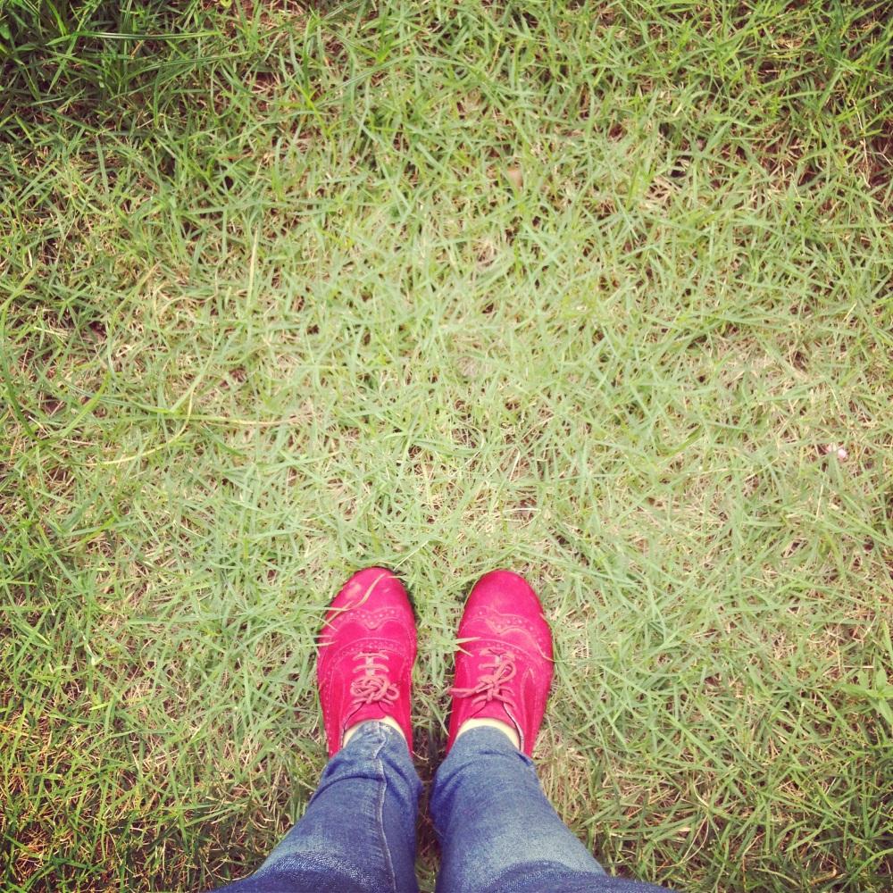 Sapatos oxfords <3